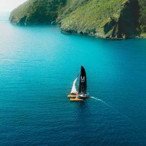 balade à la voile en Martinique
